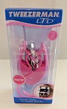Tweezerman Curl & Go Eyelash Curler Compact Design, Pink
