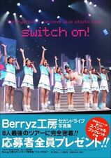 Berryz Koubou 'Switch ON!' Second live Photo Collection Book