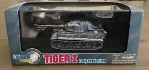 Dragon Armor 60097 German Camo Panzer Tiger I Heavy Tank Russia 1943 1/72 New