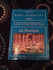 ROMA RITROVATA I SIMBOLI LA FUNTANA La Fontana Di Trevi FANI Libro Storia Arte