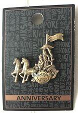 Hard Rock Cafe Gurugram (formerly Gurgaon) 2nd Anniversary Pin LE 100