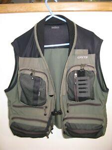 Greys GRXi Fishing Vest