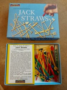 Jack Straws - Retro Range  - Great game