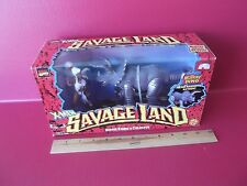 "X-Men Savage Land Savage Storm & Colossus 5""in Action Figures 1997 Toy Biz Cool!"