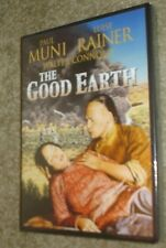 The Good Earth (DVD, 2006), NEW & SEALED, REGION 1, STANDARD VERSION, A CLASSIC!