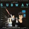 ERIC SERRA - Subway: Original Soundtrack (LP) (G+/G)