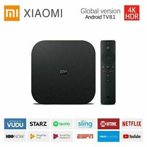 New xiaomi mi TV box s  stick ultra HD wifi