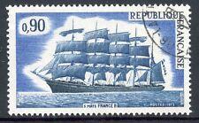 STAMP / TIMBRE FRANCE OBLITERE N° 1762  5 MATS FRANCE II / BATEAU