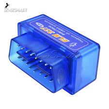 OBD2 II Mini ELM327 V2.1 Bluetooth Diagnostic Car Auto Interface Scanner