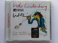 Udo Lindenberg - MTV Unplugged + Bonustrack Signierte Edition NEU Einzelzimmer