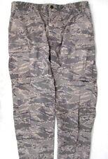 USAF Tiger Stripe Digital Camouflage Combat BDU Trousers or Pants  Sz 40 X-Short