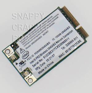 Dell Latitude Vostro 1700 D630 D820 D830 Wireless Card