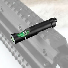 Spirit Bubble Level for 20mm Picatinny Weaver Rail Hunt Rifle Sight Scope Mount