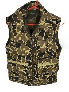 Vintage HEAD Vest Size ML 54 Cotton blend Tacchini Style 80s 90s