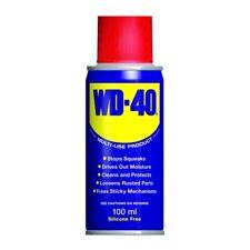 WD-40 Multi Purpose Lubricant 100ml (44201)