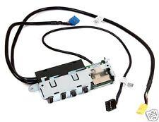 Dell 4DPHV Inspiron 3646 3647 SFF 660s 270S I/O Panel Card Reader w Cable GMFV7