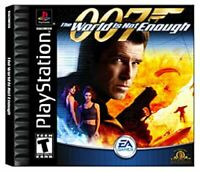 The 007: The World is Not Enough (PlayStation) PS1