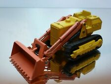 MATCHBOX KING SIZE K-8 CATERPILLAR 977K TRAXCAVATOR - YELLOW L11.0cm -  GOOD