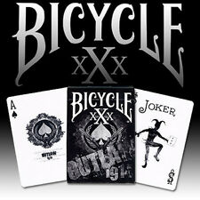 Outlaw Bicycle Deck Playing Cards by US Playing Card from Murphy' Magic