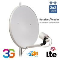 MOBILE BROADBAND MIMO ANTENNA 1700-2700 MHZ WIFI GSM 4G LTE FOR PARABOLIC DISH