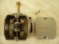 Rda Interruptor Final Contacto de Encendido Ámbar Robotron Gwü 1R VEB Fh 1600
