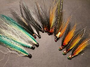 Scottish Rivers Collection Salmon Tube Flies FREE STINGER HOOKS