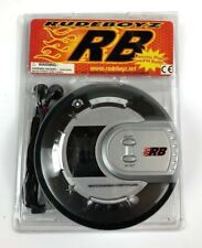 Rudeboyz RB Cassette Player and FM Auto Scan Radio NEW Sealed Package