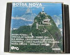 BOSSA NOVA STORY . Baden Powel, Maria Creuza, Vinicius de Moraes ECT.... CD
