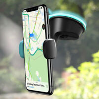 360 Rotatable Car Windscreen Suction Cup Mount Cell Phone Holder Bracket Stand~