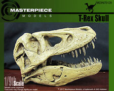 T-Rex Skull 1/9th scale unpainted replica