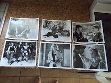 LOT OF 6 MOVIE STILL PHOTOS FROM ELIMINATORS 1986 MOVIE RELEASE PHOTOS