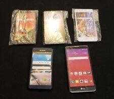 Mock Up Dummy Smart Phones Kyocera LG Lot Of 5