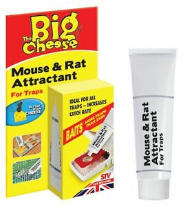 Big Cheese Mouse & Rat Attractant Bait Serum 26g Tube