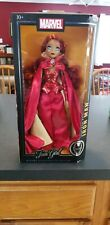New Madame Alexander Collection Marvel Iron Man Fan Girl Doll In Red Nib
