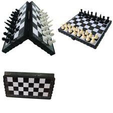 Mini Magnetic Folding Chess Board Game Set High quality Chess 12cm x 12cm