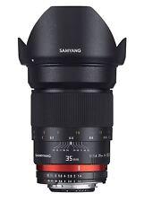 Samyang 35MM F1.4 Lens For Sony A Mount