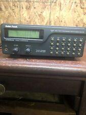 Radio Shack Pro-2037 200-Channel Vhf/Uhf Scanner Works