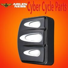 Arlen Ness Deep Cut Black Coil Cover Harley 06-16 Dyna FXDF FXDL FDL FXDWG FXDC