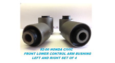 FRONT LOWER CONTROL ARM BUSHING FOR HONDA CIVIC 92-00 4PSC(FITS 94-01 INTEGRA )
