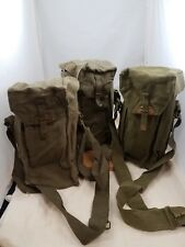 Military Surplus Canvas Bag
