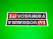 KX KXF CR CRF YZ YZF RM RMZ 125 250 450 YOSHIMURA EXHAUST RACING STICKERS DECALS