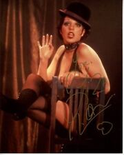 LIZA MINNELLI Signed Autographed CABARET SALLY BOWLES Photo