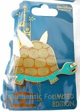 NEW Disney WDI Imagineering Critters Four Winds Tower World Fair TURTLE Pin