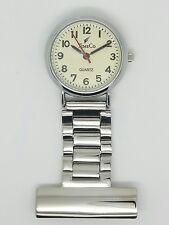 Enfermera Fob Watch Co 1046-7 A por Time RRP £ 14.99