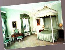 Used Postcard. Hampshire, Broadlands Romsey, Ld Mountbattens Home Green Room