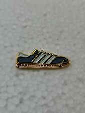 Adidas Hamburg Trainer Pin Badge Casual Ultras Away Days 3 Stripes Sneakers
