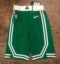 Nike Boston Celtics Aeroswift Authentic Shorts 866369-312 Men's Size 30R (SMALL)