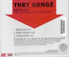 Gotta Go [Promo Single] by Trey Songz (Cd 2005) [3 Versions] MINT