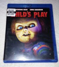Child's Play Blu-ray