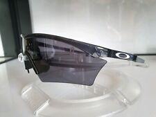 Oakley M Frame hybrid Crystal Black / black Iridium rare collector Vintage